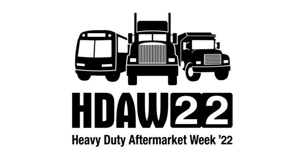Heavy Duty Aftermarket Week - HDAW 22