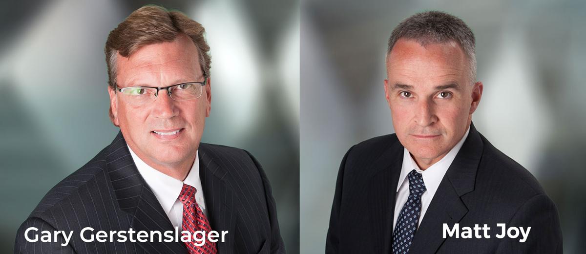 Gary Gerstenslager and Matt Joy