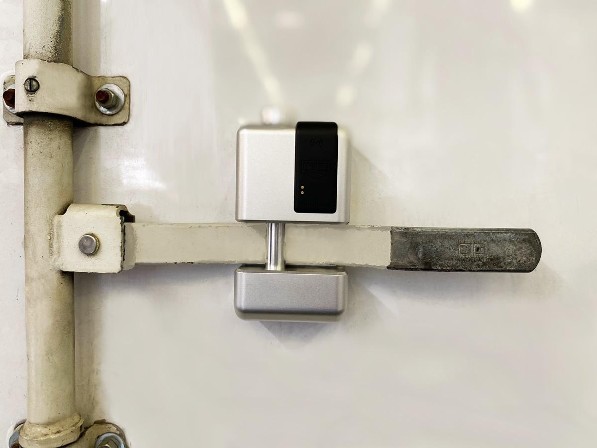 Phillips Connect SmartLock Door
