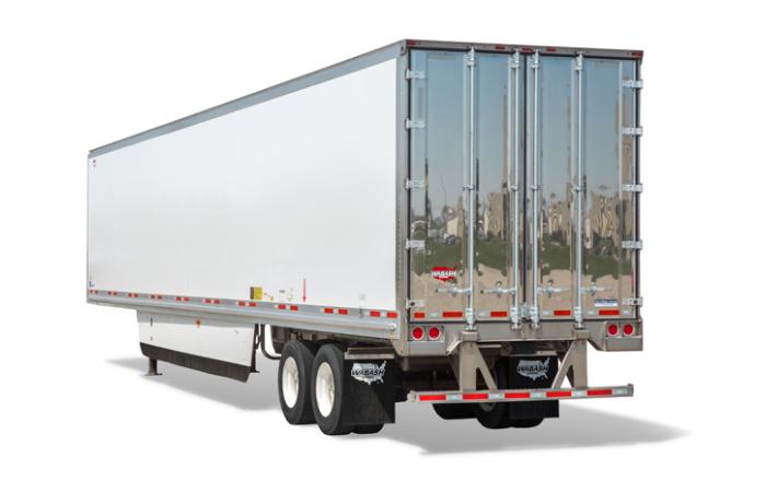 Wabash Zero-Emission Composite Refrigerated Trailer