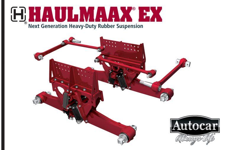 Hendrickson HAULMAAX EX for Autocar ACX & DC-64