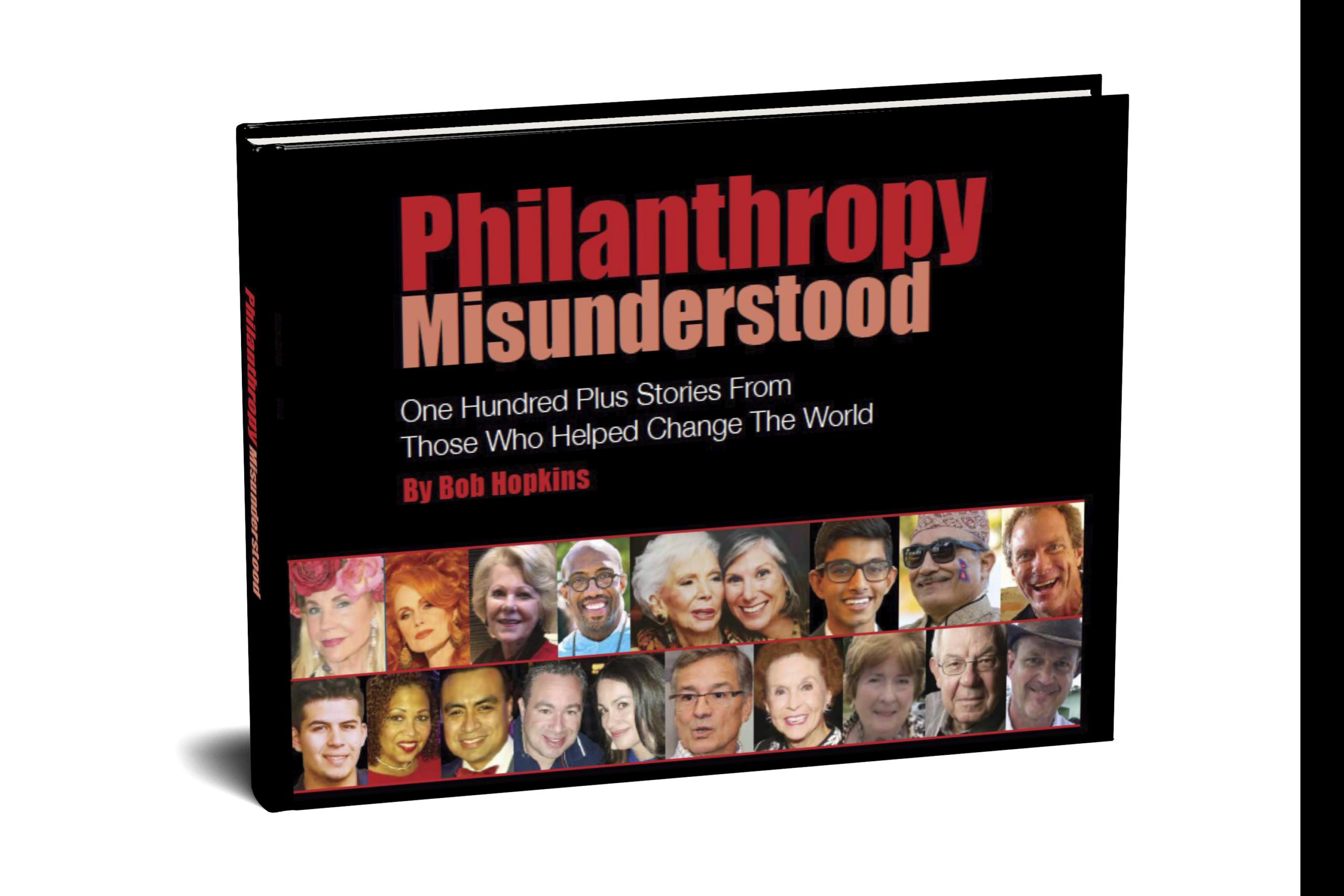 Philanthropy Misunderstood Hardcover