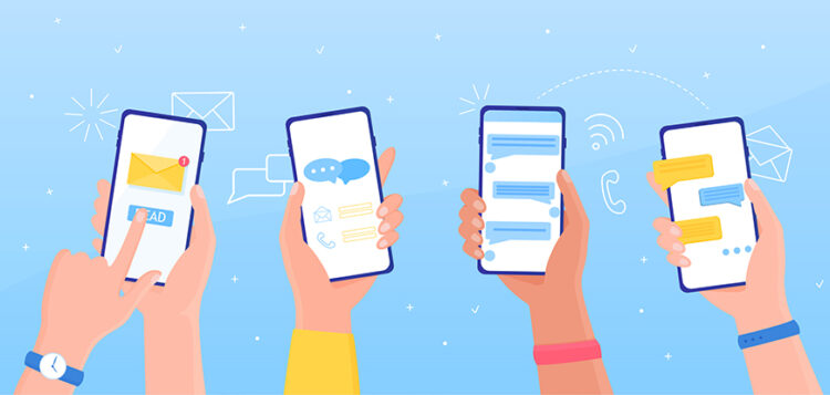 4 Reasons to Start Using SMS Marketing in 2021