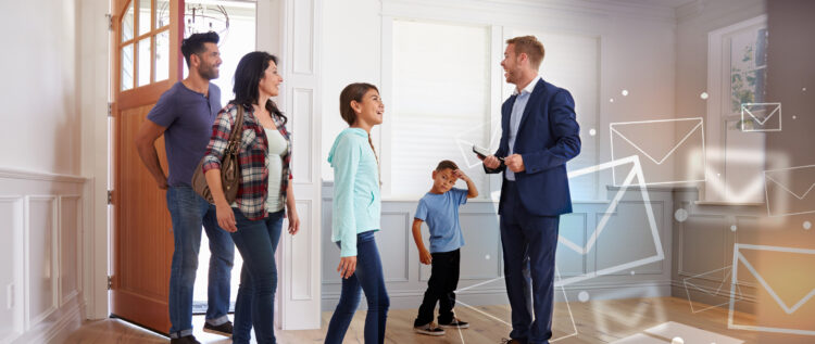 Open the Door to Effective Real Estate Drip Campaigns