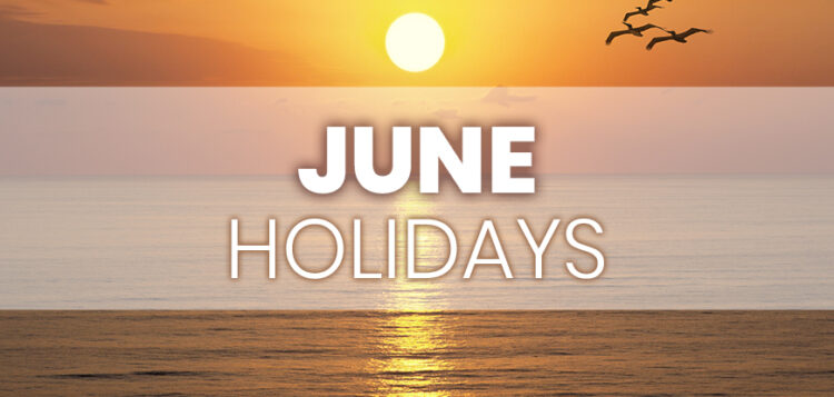 June Holidays to Integrate into Your Marketing