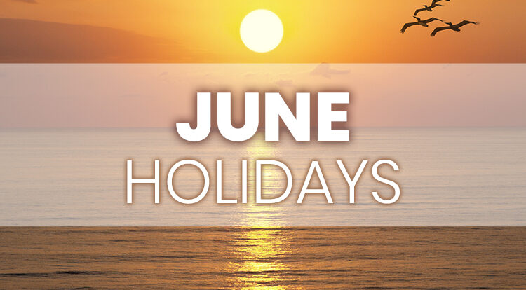 iLoyal Marketing June Holidays for Email Social