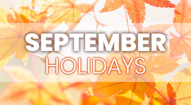 iLoyal Marketing September Holidays for Email Social