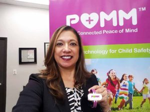 Maryann Kilgallon will be exhibiting POMM™ at CES 2019 in Las Vegas