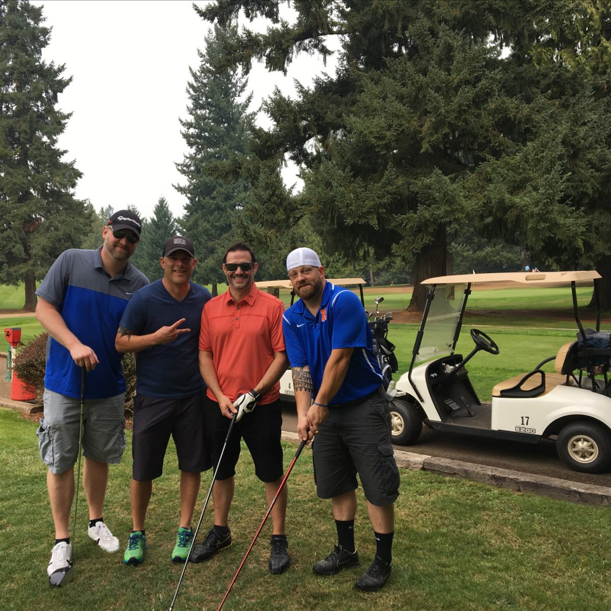 golf courses in oregon city