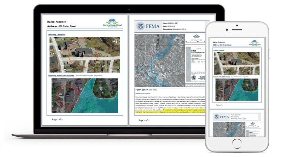 Flood Zone Report