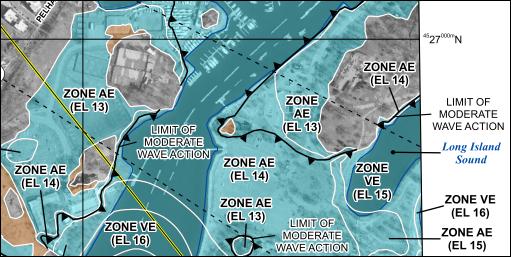 FEMA Flood Zone Map 1