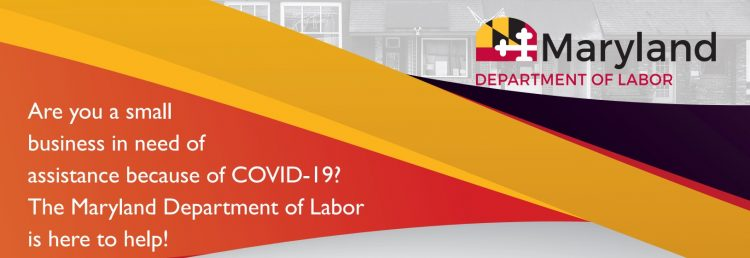 Maryland Department of Labor - Covid-19 Assistance