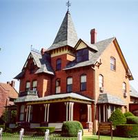 Glatfelter Mansion - Spring Grove, Pa