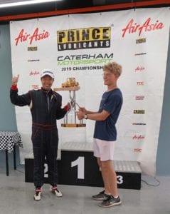 CH Mac, 2019 420R champion