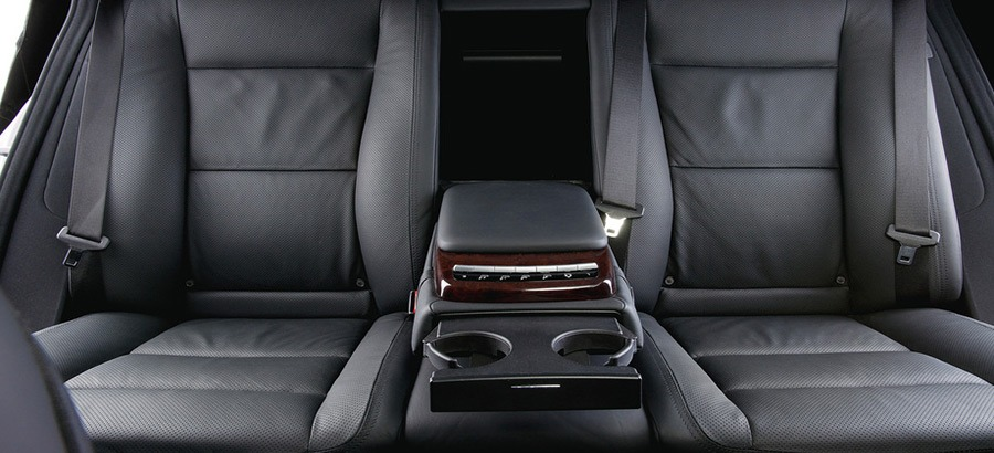 limo leather seats