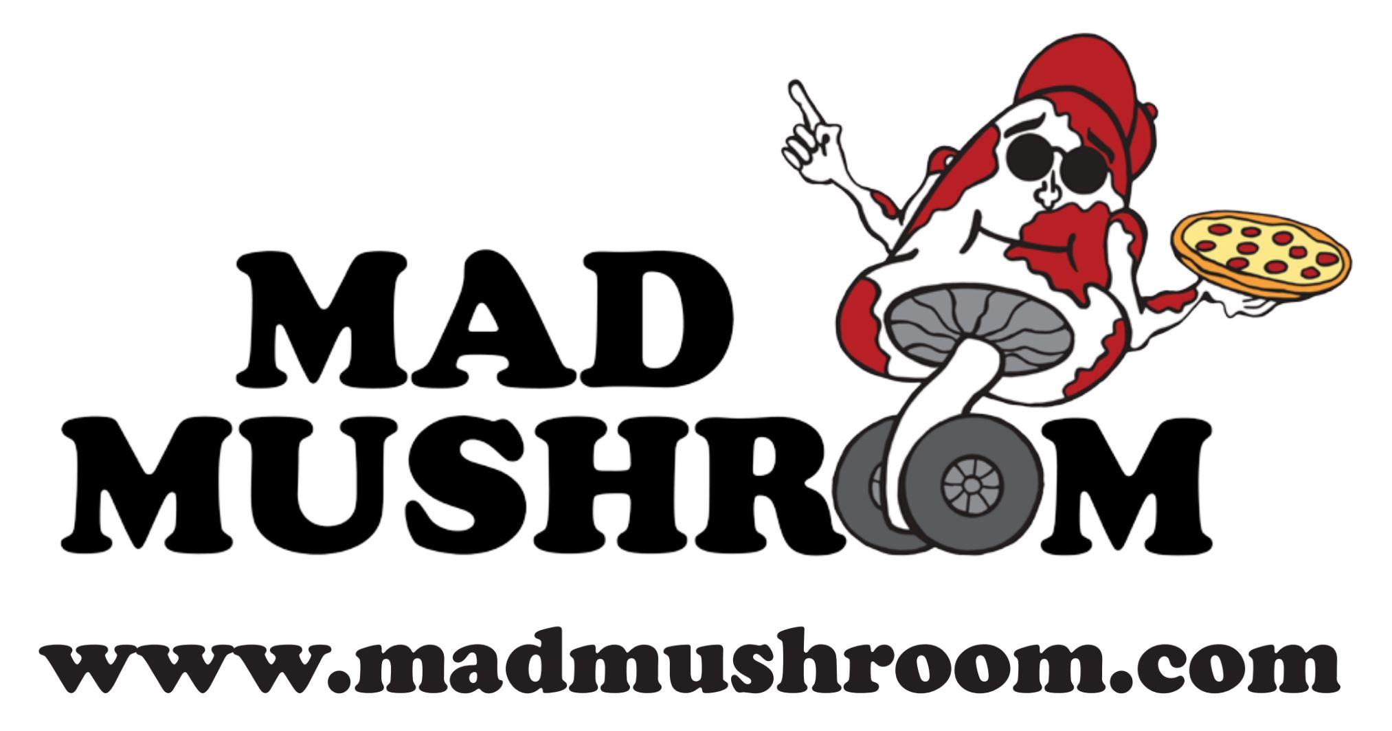 Mad Mushroom logo www