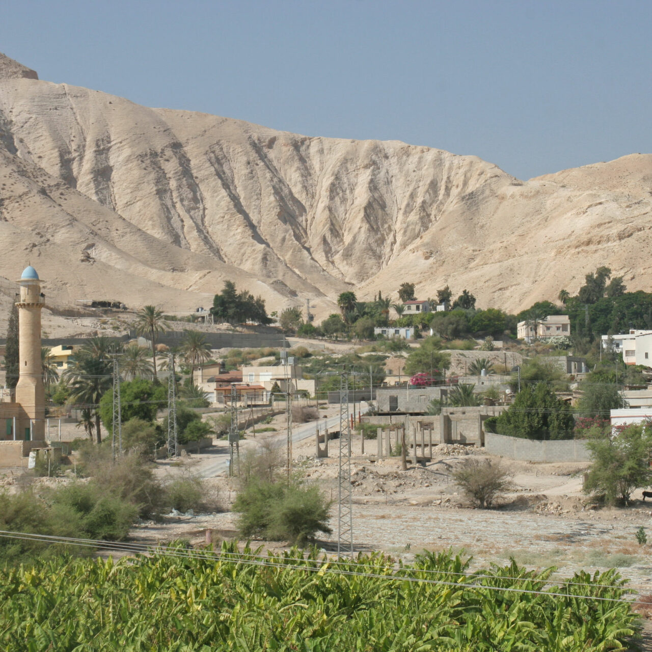 City of Jericho, Israel