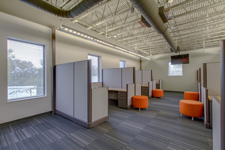 EP Cubicles & Drop-In Desks