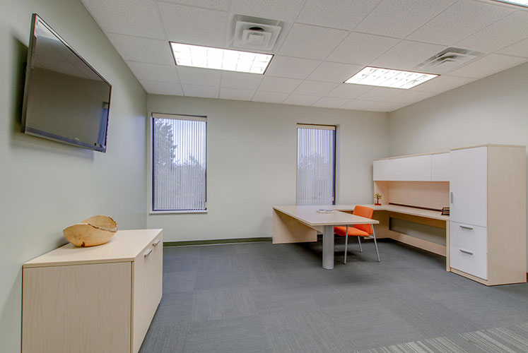 Executive Suite View 1