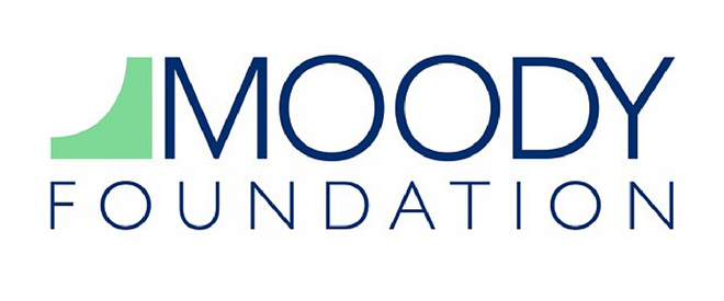The Moody Foundation logo.