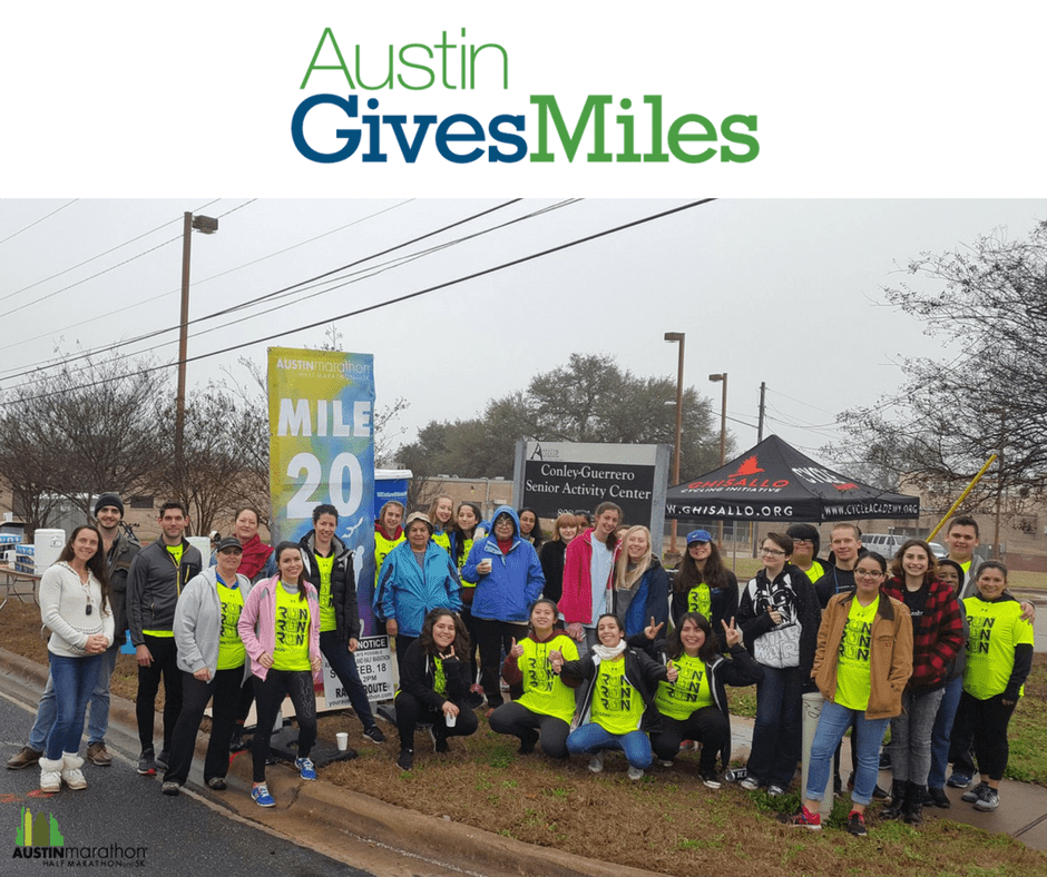 Austin Gives Miles