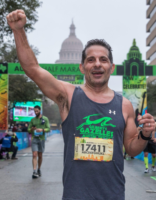 perks of the 2019 Austin Marathon