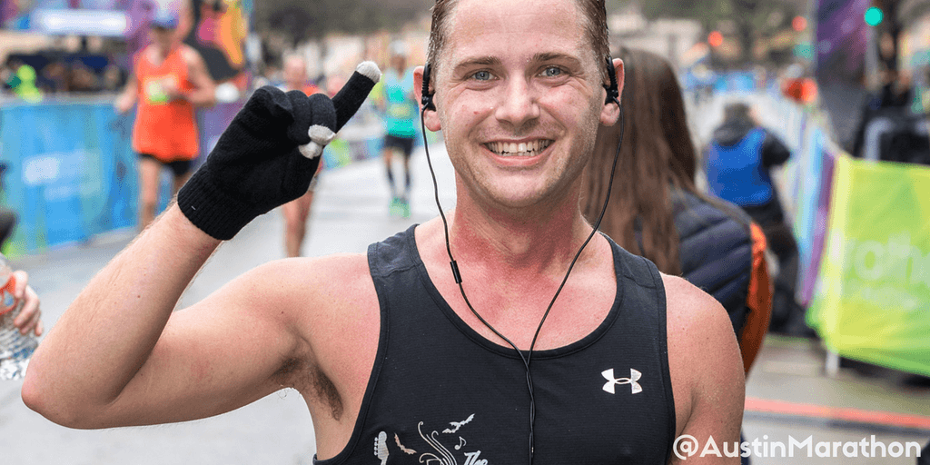 The 2019 Austin Marathon presented by Under Armour.