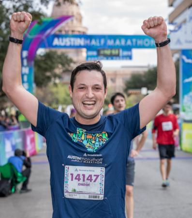 Reason #2 you'll love the Austin Marathon: Under Armour participant shirts!