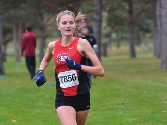 Samantha Calderon: Austin Half Marathon Elite Athlete Program