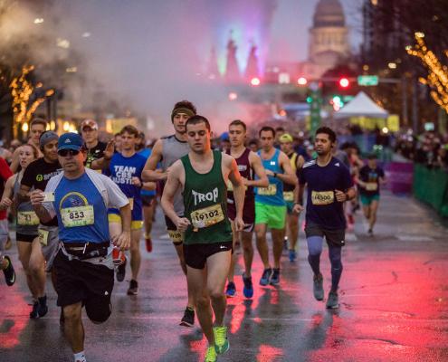 Austin Marathon named a 2018 Champion of Economic Impact in Sports tourism by Sports Destination Management.