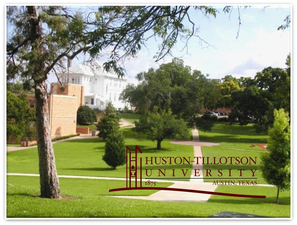 Huston-Tillotson University's beautiful campus makes it one of the Austin Marathon's favorite East Austin highlights.