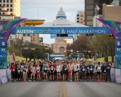 The Austin Marathon KXAN Simple Health 5K will take place on February 16, 2020.