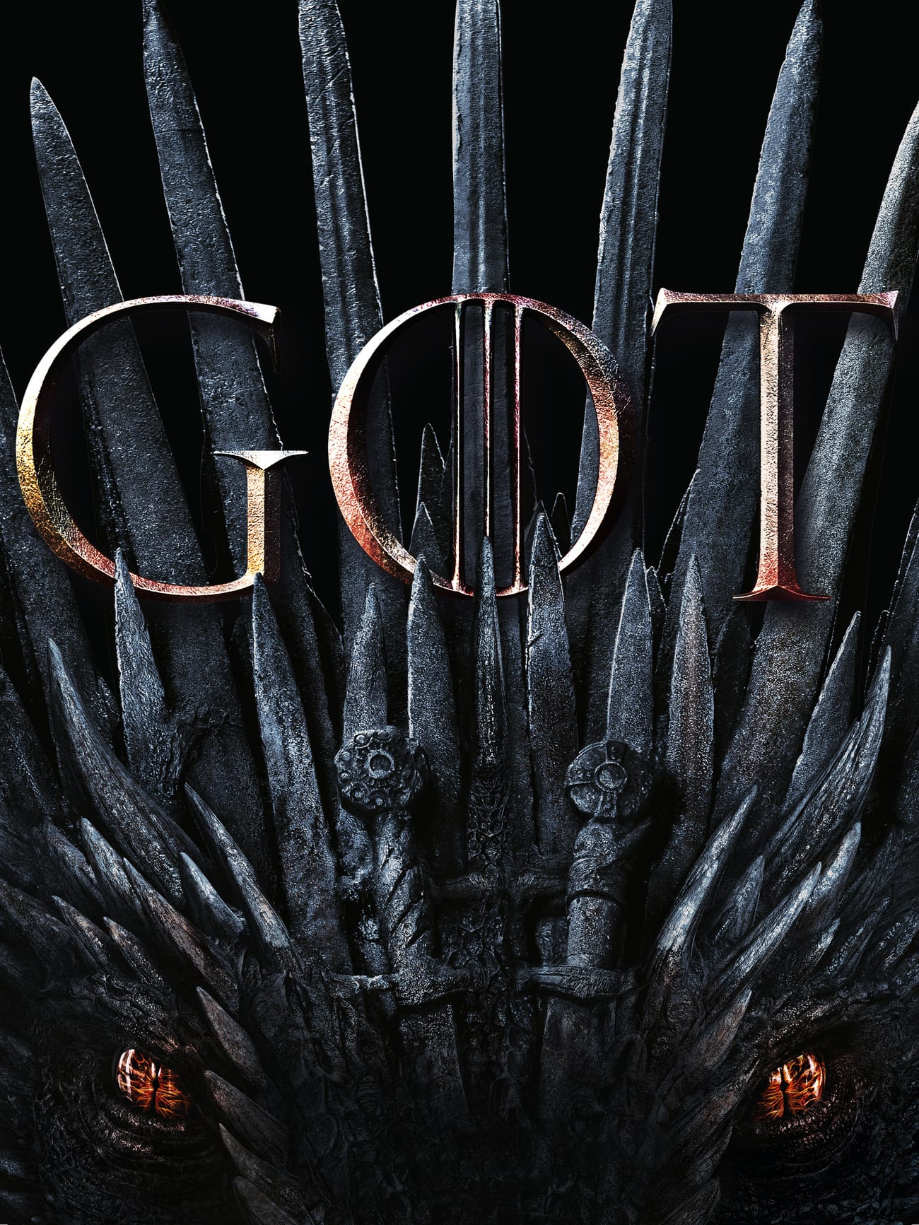 Image of Game of Thrones promotional material. Game of Thrones is on the High Five Events binge-worthy show recommendation list.
