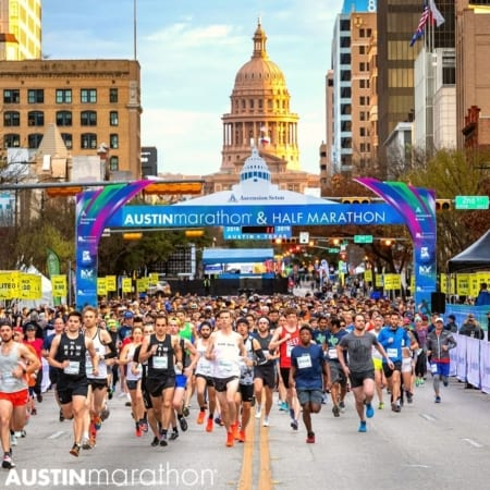 Transportation and Parking to the Austin Marathon Start Line