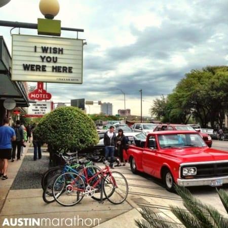 Street Parking in Austin, Texas