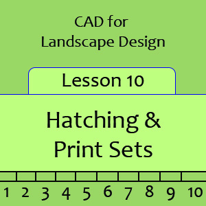 Landscape Lesson 10 - Hatching