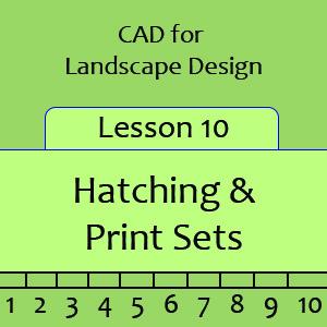 Landscape Lesson 10 - Hatching