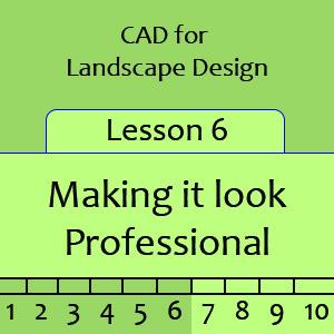 Landscape Lesson 6 - Making it look Professional