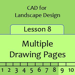 Landscape Lesson 8 – Multiple pages