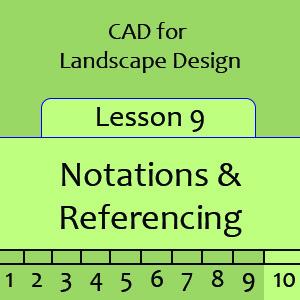 Landscape Lesson 9 - Notations & References