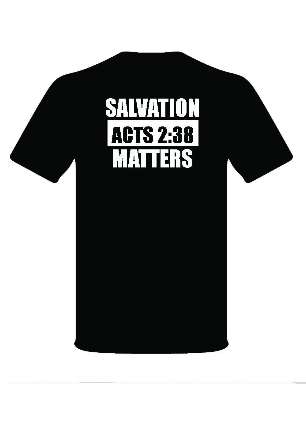 SALVATION MATTERS