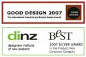 Good Design & Dinz Award Image