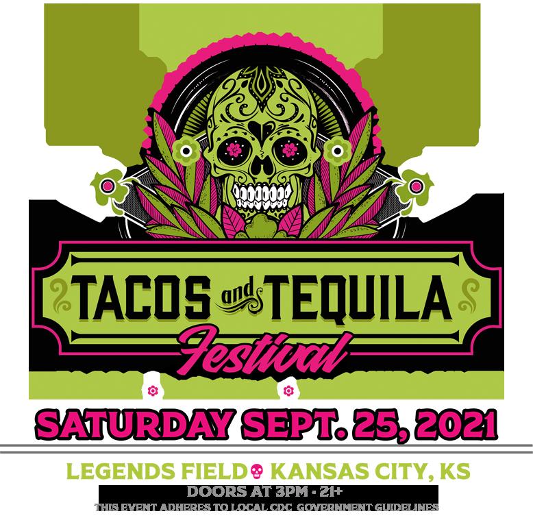 Kansas City Tacos and Tequila Festival Logo