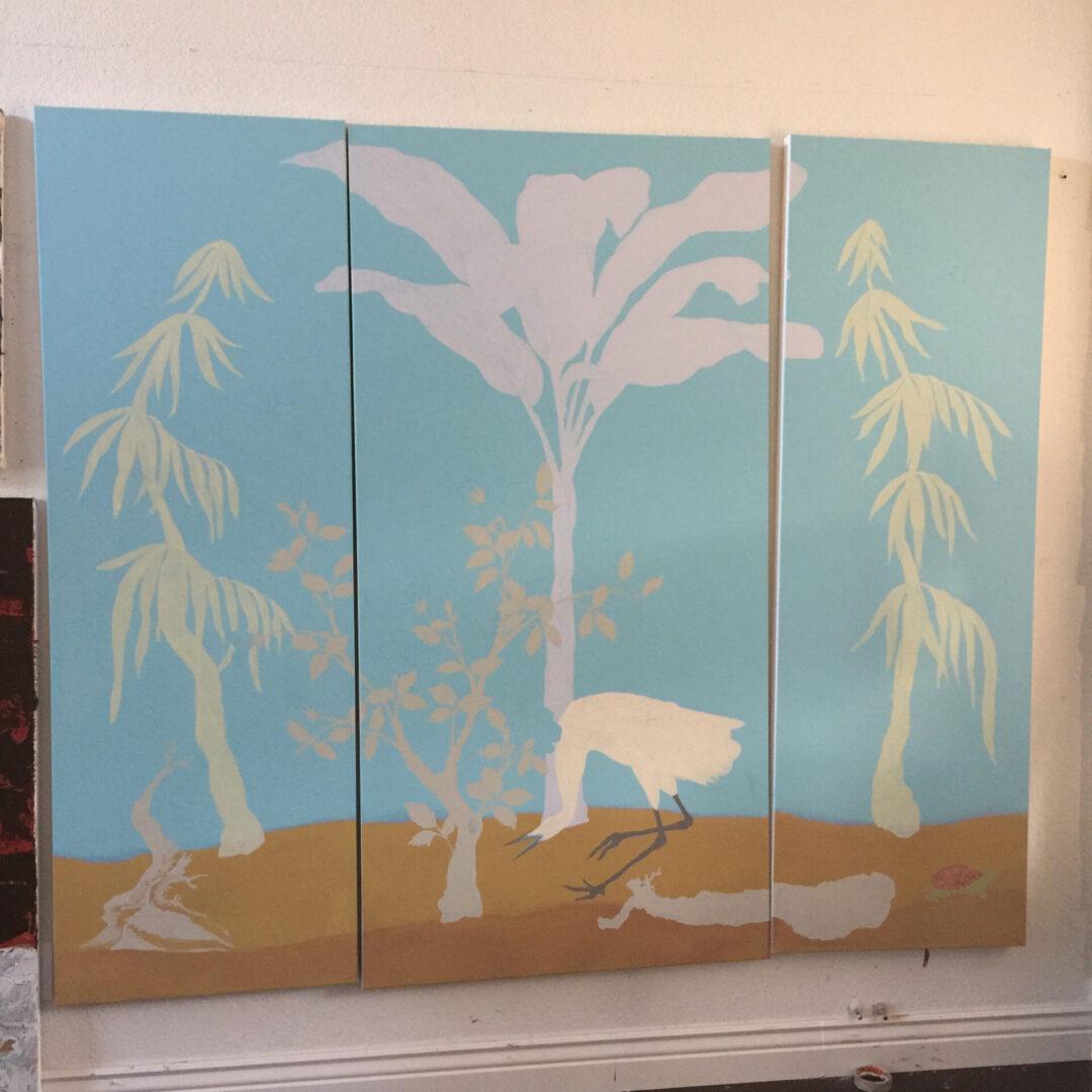 Progress-on-a-custom-art-commission