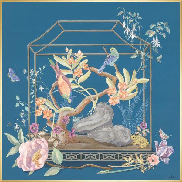 blue-white-chinoiserie-bird-art-by-Allison-Cosmos