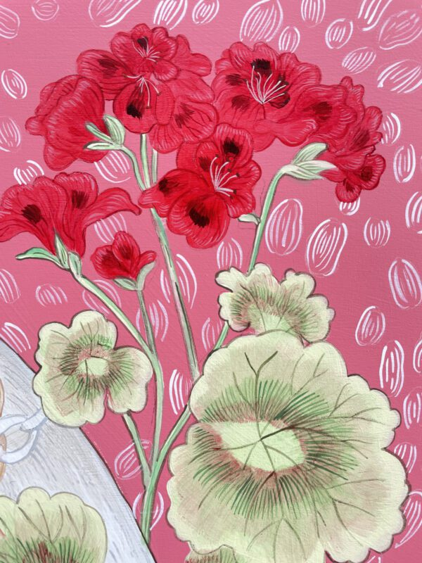 chinoiserie-red-geraniums-by-allison-cosmos
