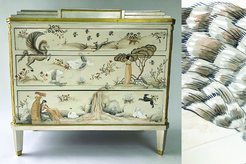 Custom-Painted-Furniture-Commission-by-Soucier-Horner-by-Allison-Cosmos