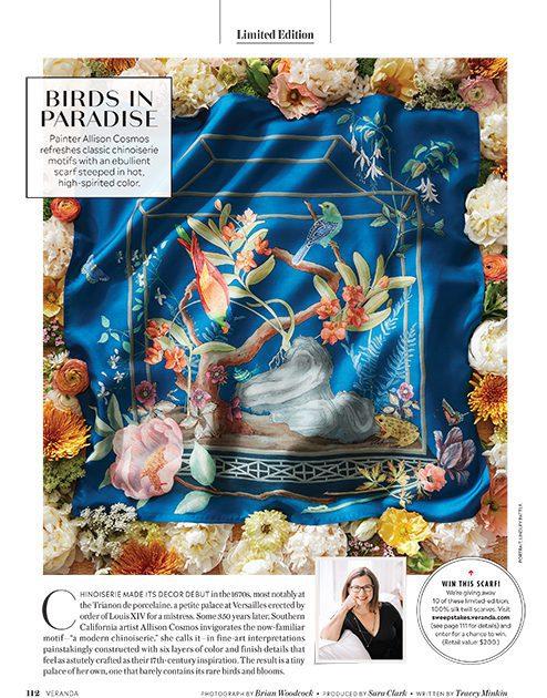 Veranda-magazine-silk-scarf-allison-cosmos