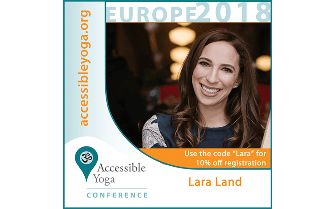 Accessible Yoga Conference Europe