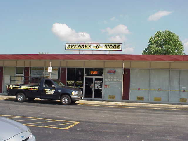 Arcades-and-More-arcades store